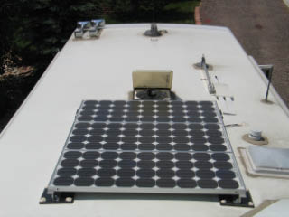 Solar Photovoltaic Panel Install