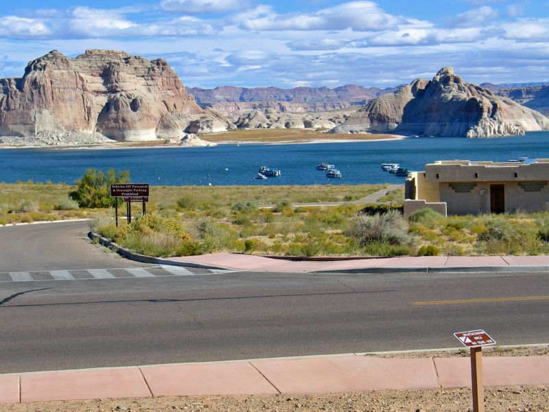 Image Lake Powell Wahweap Campground Download